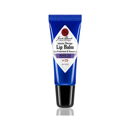 Jack Black Intense Therapy Lip Balm - Black Tea & Blackberry (7g)