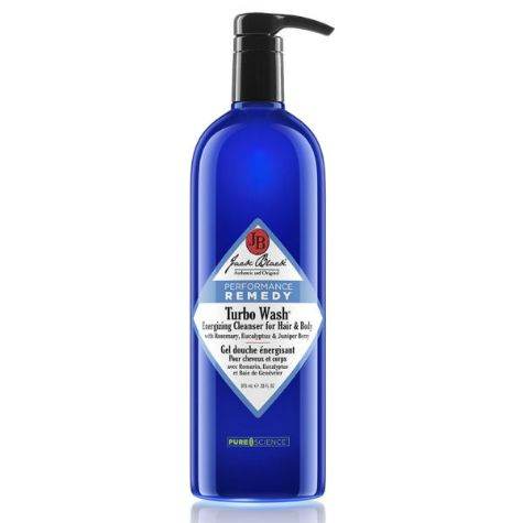 Jack Black Turbo Wash For Hair & Body (975ml)
