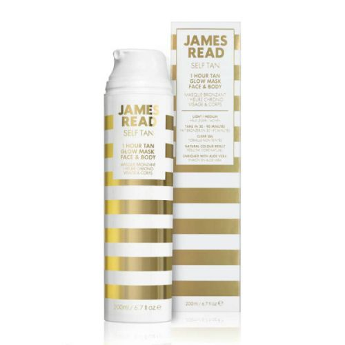 James Read Self Tan 1 Hour Tan Glow Mask Face & Body