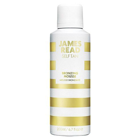 James Read Self Tan Bronzing Mousse