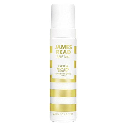 James Read Self Tan Express Bronzing Mousse (200ml)
