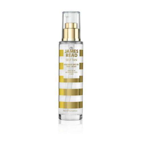 James Read Self Tan Coconut Dry Oil Tan - Body