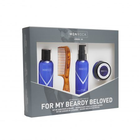 Men Rock For My Beardy Beloved Beard Care Set - Nourishing