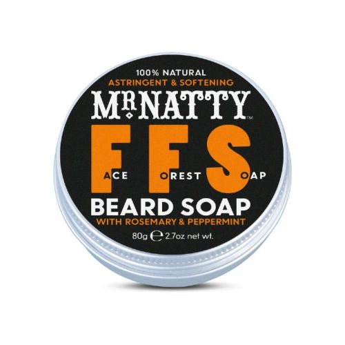 Mr Natty Face Forest Soap - FFS