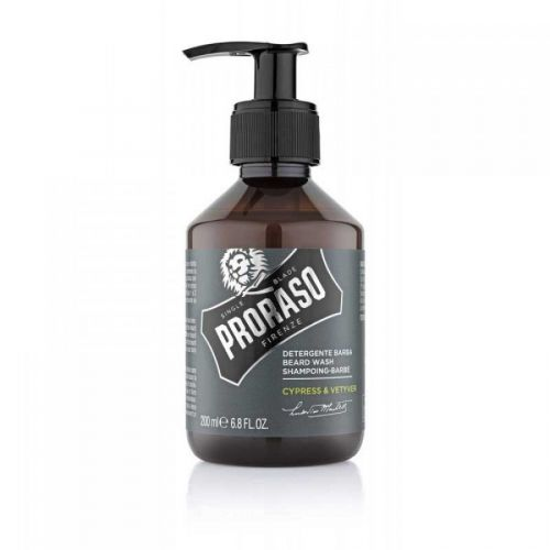 Proraso Beard Wash - Cypress & Vetyver