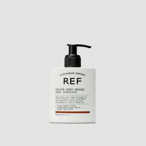 REF. Colour Boost Masque - Cool Chocolate (200ml)