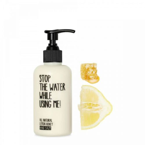 Stop The Water While Using Me All Natural Lemon Honey Hand Balm (200ml)