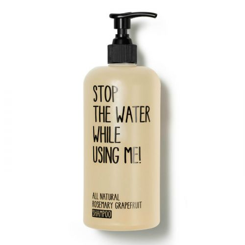 Stop The Water While Using Me All Natural Rosemary Grapefruit Shampoo (200ml)
