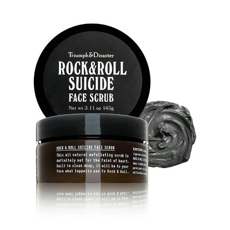 Triumph & Disaster Rock & Roll Suicide Face Scrub