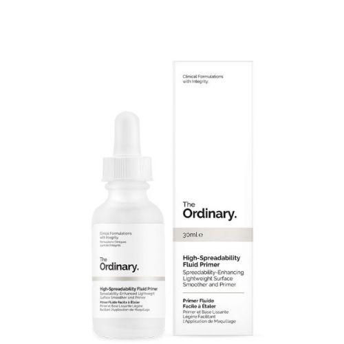 The Ordinary High-Spreadability Fluid Primer (30ml)