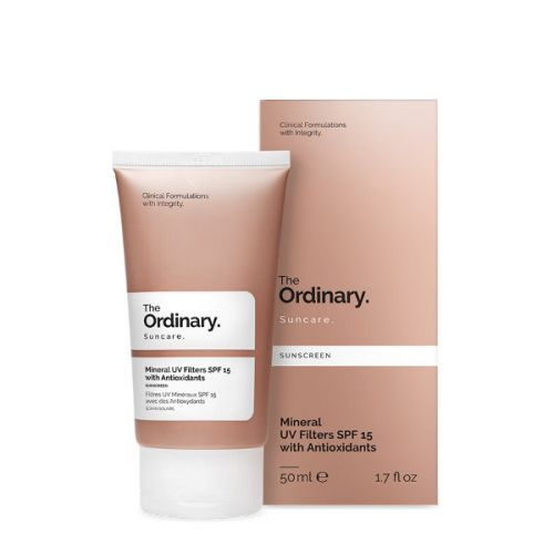 The Ordinary Mineral UV Filters SPF 15 with Antioxidants
