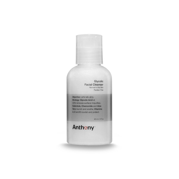 Anthony Travel Facial Cleanser