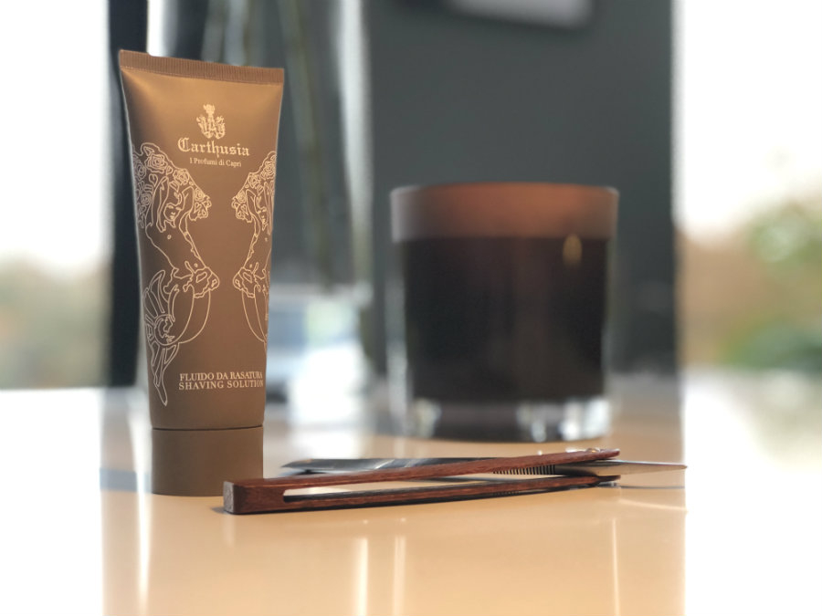 Carthusia Uomo Shave Cream