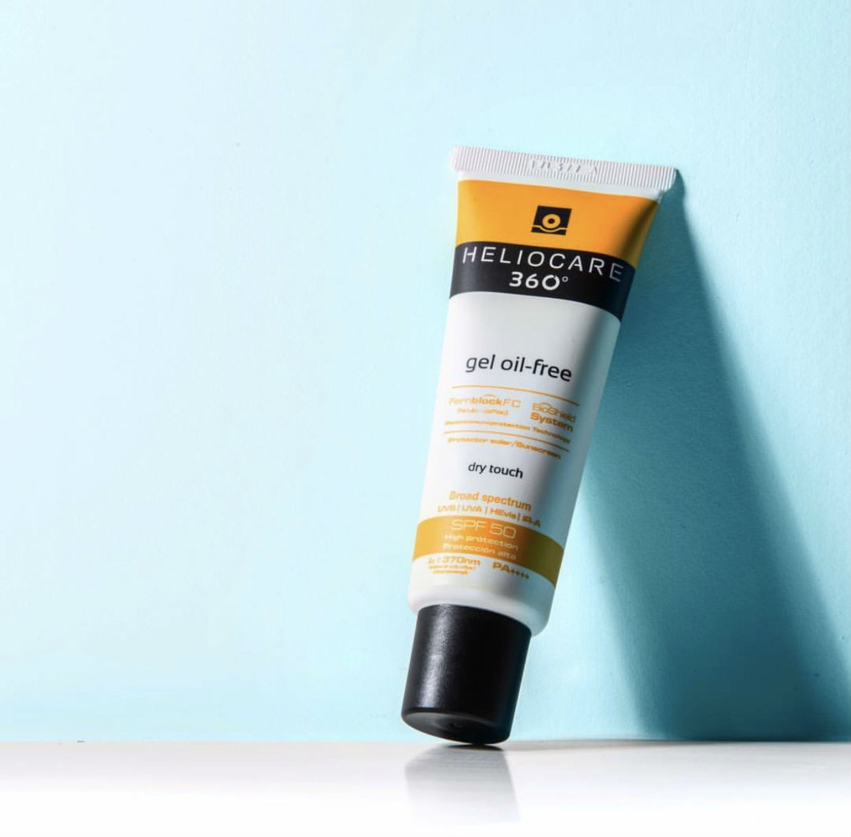 Heliocare 360 Oil Free Dry Touch Gel