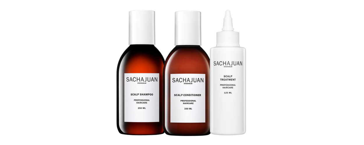 Sachajuan Scalp Care Products - Conditioner, Shampoo, Scalp Treatment