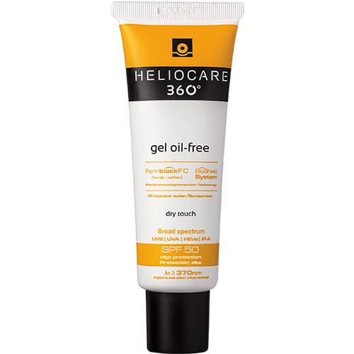 Heliocare 360 Dry Touch Oil Free Gel