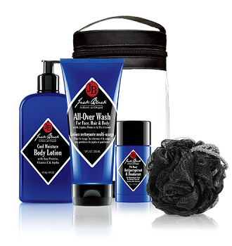 Jack Black Body Care Products