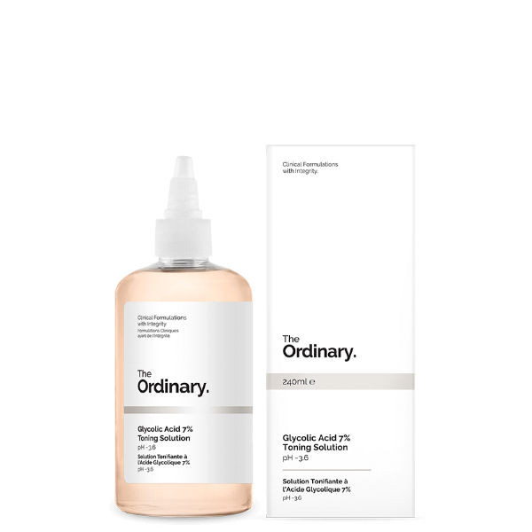 The Ordinary Glycolic 7% Toning Solution